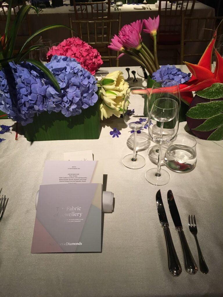 Hong Kong Sotheby's Dinner