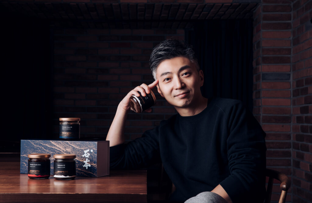 Michelin-Starred Chef Richie co-developed Hokkaido XO, Hokkaido Spicy XO, and Tomato Confit Chili with Ishimoto Atelier.