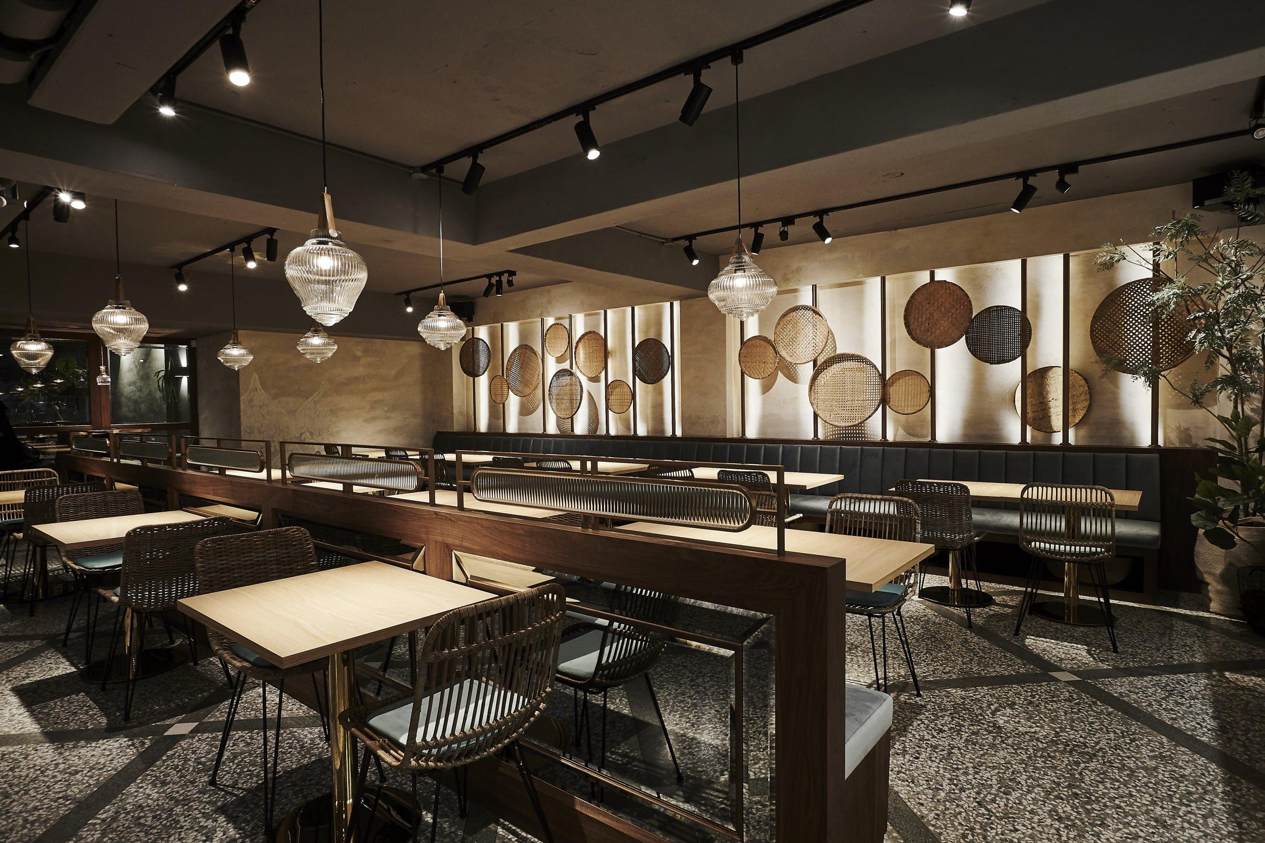 MMHG集團旗下泰式家庭料理餐廳 baan在疫情期間暫停內用